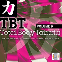total body tabata music workout v9