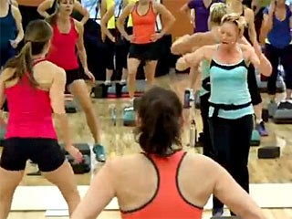 total body tabata class with autumn skeel
