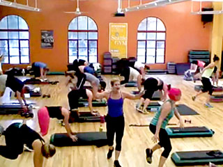 total body tabata class live with vicki moen